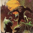Frazetta II: The Legend Continues Wolfman Promo Card