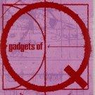 James Bond GoldenEye Gadgets of Q #Q4 Walther PPK Gun
