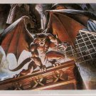 Gargoyles Skybox 1995 Prototype Card S1