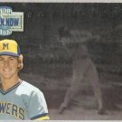 1993 Upper Deck Then And Now Baseball Card #TN15 Robin Yount EX-MT