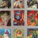 Lot of 66 1994 Skybox DC Master Series Cards Batman Wonder Woman
