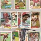 Lot of 65 Tom Seaver Baseball Cards Reds Mets Red Sox