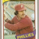 1980 Topps Baseball Card #270 Mike Schmidt Phillies EX-MT D