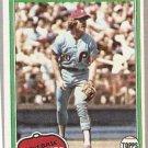 1981 Topps Baseball Card #540 Mike Schmidt Phillies EX-MT A