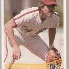 1984 Donruss Baseball Card #183 Mike Schmidt NM-MT A