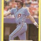1987 Classic Update Yellow Baseball Card  #101  Mike Schmidt NM or better