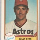 1981 Fleer Baseball Card #57 Nolan Ryan VG