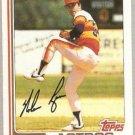 1982 Topps Baseball Card #90 Nolan Ryan NM
