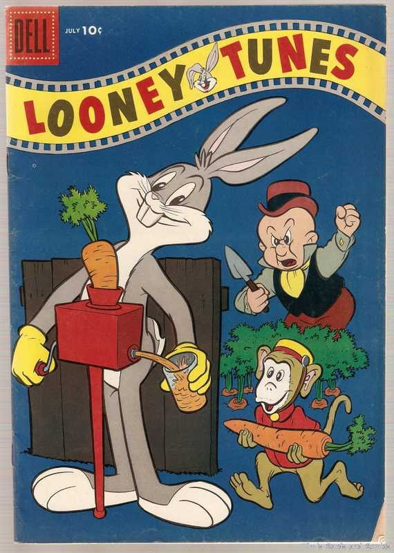 Looney Tunes and Merrie Melodies Comics #177 GD-VG