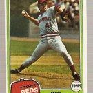 1981 Topps Baseball Card #220 Tom Seaver NM A