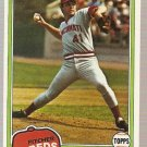 1981 Topps Baseball Card #220 Tom Seaver NM B