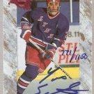 1991 Classic Four Sport Autographs #49A Yves Sarault NM-MT
