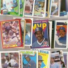 Lot of 40 Andre Dawson Baseball Cards Expos Cubs