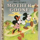 Walt Disney's Mother Goose Little Golden Books Book Mickey Mouse 2004