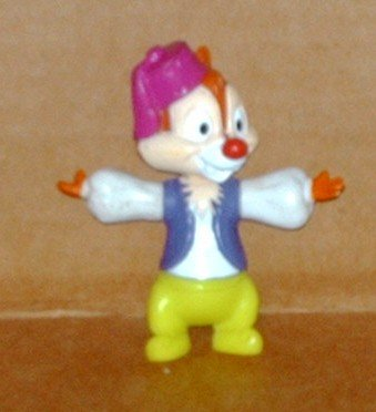 1994 McDonalds Mickey & Friends Dale in Morraco Disney Happy Meal Toy
