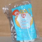 Ty McDonalds Teenie Beanie Babies Nook the Husky in Original Bag Happy Meal