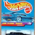 Hot Wheels #716 Limozeen 1998 Low &#39;n Cool Series