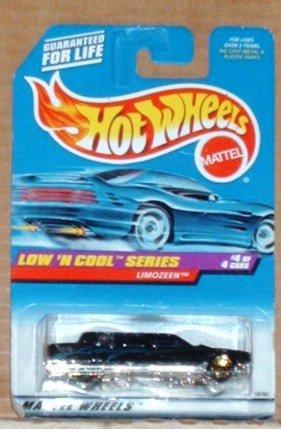 Hot Wheels #716 Limozeen 1998 Low 'n Cool Series