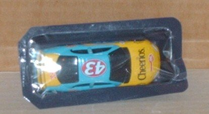 Cheerios Chex Betty Crocker #43 Race Car Cereal Premium in Package