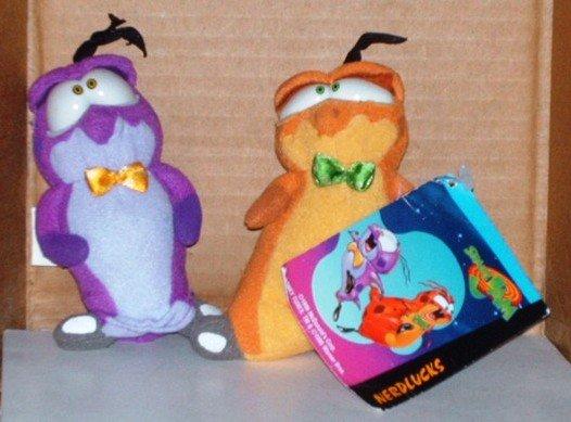 McDonald's 1996 Space Jam Nerdlucks Happy Meal Toys Looney Tunes Warner Bros Loose Used