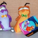 McDonalds Space Jam Nerdlucks Toys Loose Looney Tunes Warner Bros