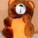 Brown Teddy Bear with Halloween Outfit 6""