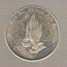 Praying Hands Life-Study Fellowship Noroton Connecticut Token C