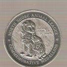 North Shore Animal League Commemorative Medallion 1981