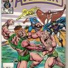 Avengers (1963 series) #262 Marvel Comics VG
