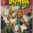 Bomba #2 DC Comics 1967 Good
