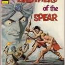 Brothers of the Spear #4 Gold Key Comics March 1973 VG