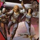 Buck Rogers Comics Module #1 TSR Jan. 1990 GD
