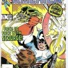 Captain America (1968) #320 Marvel Comics Aug. 1986 FN