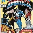 Captain America (1968) #411 Marvel Comics Jan. 1993 FN