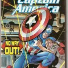 "Captain America (1998) #2 ""Bullets"" Cover Marvel Comics Feb. 1998 NM"