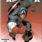 Captain America (2005) #25 Ed McGuinness Cover  Death Marvel Comics April 2007 VF