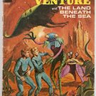 Captain Venture and the Land Beneath the Sea #2 Gold Key Comics Oct. 1969
