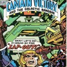 Captain Victory and the Galactic Rangers #8 Pacific Comics 1982 Jack Kirby FN