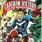 Captain Victory and the Galactic Rangers #9 Pacific Comics 1983 Jack Kirby FN