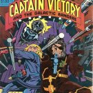 Captain Victory and the Galactic Rangers #12 Pacific Comics 1983 Jack Kirby FN