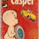 Casper the Friendly Ghost (1958 series) #128 Harvey Comics April 1969 FR