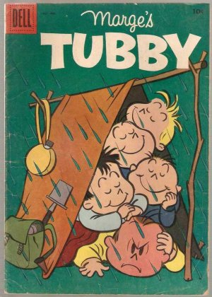 Tubby #14 Dell Comics Dec. 1954 Little Lulu Good