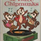 Four Color #1042 Alvin and the Three Chipmunks Dell Comics Oct 1959 VG