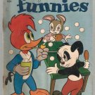 Walter Lantz New Funnies #237 Woody Woodpecker Dell Comics Nov. 1956 Good