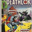 Astonishing Tales (1970 series) #28  Deathlok Marvel 1975 GD/VG