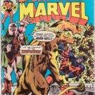 Captain Marvel (1968 series) #39 Marvel Comics July 1975 Fair