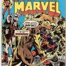 Captain Marvel (1968 series) #39 Marvel Comics July 1975 VG