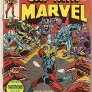 Captain Marvel (1968 series) #44 Marvel Comics May 1976 GD