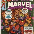 Captain Marvel (1968 series) #45 Marvel Comics July 1976 Good
