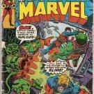 Captain Marvel (1968 series) #46 Marvel Comics Sept. 1976 Fair